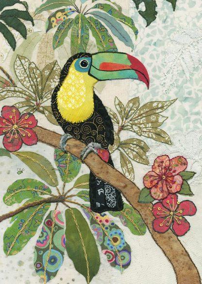 A038 Toucan bug art