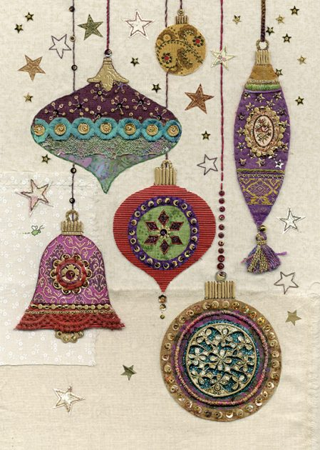 AC008 Ornate Baubles