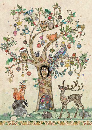 DC025 Festive Tree