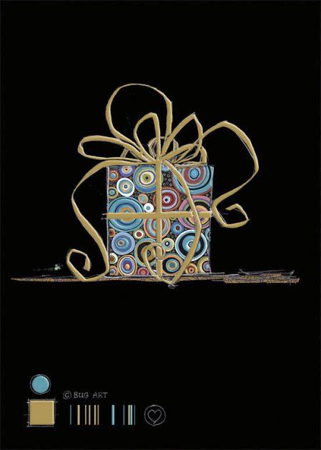 bug art M145 Gift
