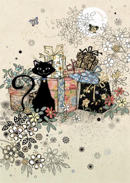 Bug Art H012 Garden Gifts greetings card