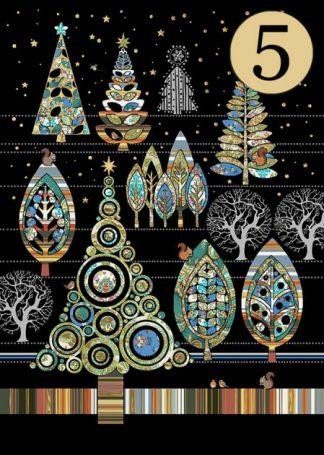MCC043 Christmas Forest